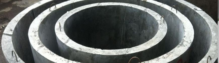 Колодезные кольца и люки