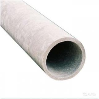 Труба асбестоцементная безнапорная 150 мм, длина 3,95 м