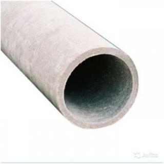 Труба асбестоцементная безнапорная 200 мм, длина 4,95 м