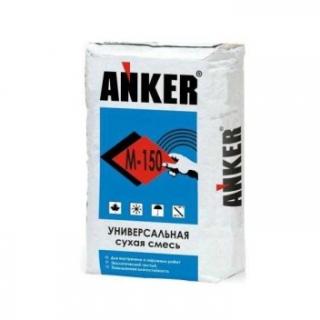 Универсальная сухая смесь М-150 Анкер