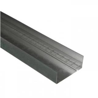 Профиль стоечный 75х50х3000 мм 0,5 мм