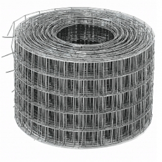 Сетка металлическая 50х50х1,6 мм рулон 0,25х50 м