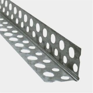 Уголок алюминиевый перфорированный 20х20х3000 мм