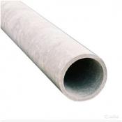 Труба асбестоцементная безнапорная 100 мм, длина 3,95 м