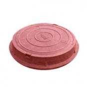 ЖБИ Канализационный люк пластиковый Стандарт 3 тонны